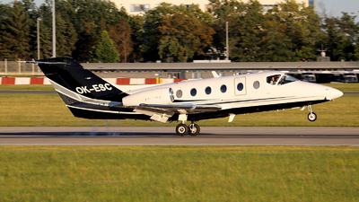 OK-ESC - Beechcraft Nextant 400XT - Time Air