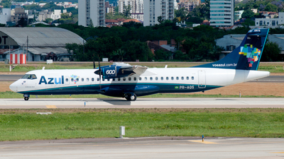 PR-AQS - ATR 72-212A(600) - Azul Linhas Aéreas Brasileiras