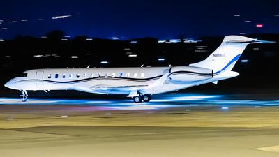 N888GX - Bombardier BD-700-2A12 Global 7500  - Private