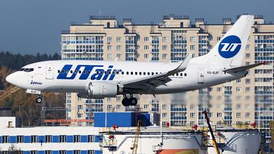 VQ-BJP - Boeing 737-524 - UTair Aviation