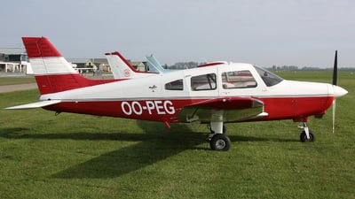 OO-PEG - Piper PA-28-161 Warrior III - Private