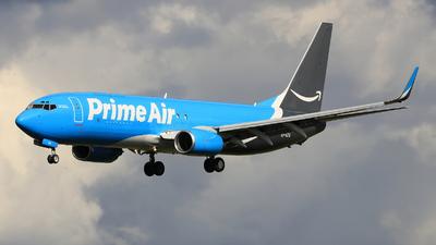 EI-AZA - Boeing 737-86N(BCF) - Amazon Prime Air (ASL Airlines)