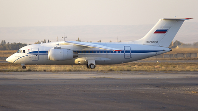 A picture of RA61712 - Antonov An148100EA - Rossiya  Special Flight Squadron - © Ulik Zhakypov