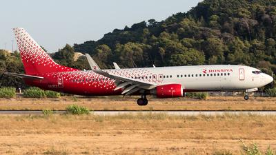VQ-BPX - Boeing 737-8Q8 - Rossiya Airlines