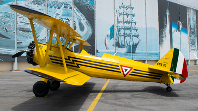 EPS-60 - Boeing PT-17 Kaydet - Mexico - Air Force