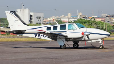 PR-CSC - Beechcraft 58 Baron - Private
