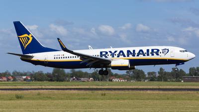 A picture of EIDYB - Boeing 7378AS - Ryanair - © Kris Van Craenenbroeck