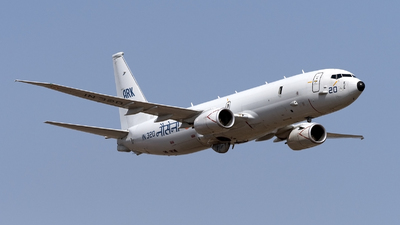 IN320 - Boeing P-8I Neptune - India - Navy