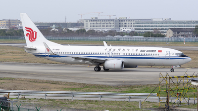B-1946 - Boeing 737-89L - Air China