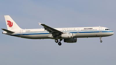 B-6942 - Airbus A321-232 - Air China