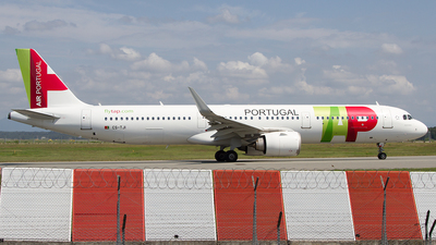 A picture of CSTJI - Airbus A321251N - TAP Air Portugal - © Paolo Maggiolo