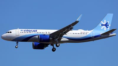 XA-WJS - Airbus A320-251N - Interjet