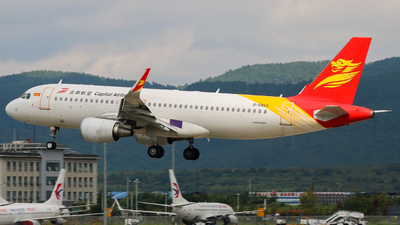 B-6869 - Airbus A320-214 - Capital Airlines