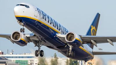 SP-RSC - Boeing 737-8AS - Ryanair Sun