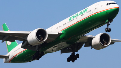 A picture of B16718 - Boeing 77735E(ER) - EVA Air - © CHA CHA