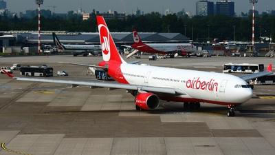 D-ALPE - Airbus A330-223 - Air Berlin