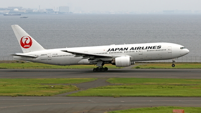JA8979 - Boeing 777-289 - Japan Airlines (JAL)