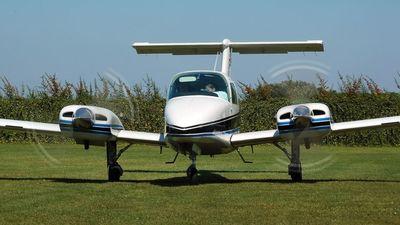 HA-KOF - Beechcraft 76 Duchess - Private
