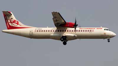VT-RKC - ATR 72-212A(600) - Alliance Air