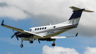 HP-1920 - Beechcraft B200GT Super King Air - Private