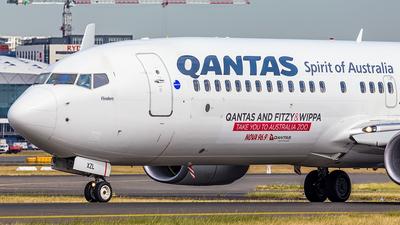 VH-XZL - Boeing 737-838 - Qantas