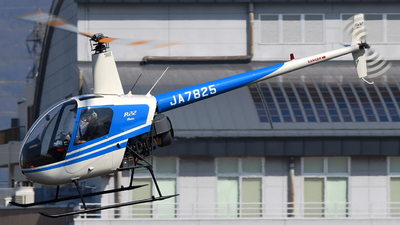 JA7825 - Robinson R22 Beta - Private