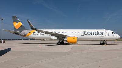 D-ATCE - Airbus A321-211 - Condor