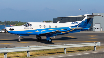 N33NE - Pilatus PC-12/45 - Katmai Air
