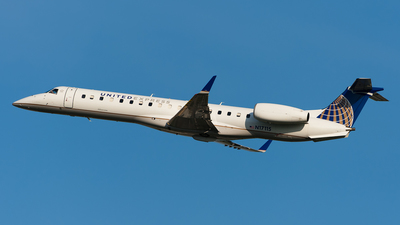 N17115 - Embraer ERJ-145XR - United Express (ExpressJet Airlines)