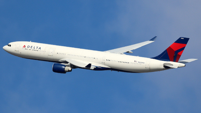 A picture of N808NW - Airbus A330323 - Delta Air Lines - © Xiamen Air 849 Heavy