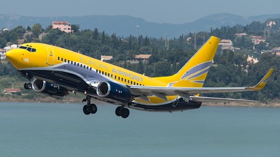 F-GZTE - Boeing 737-73S - Europe Airpost