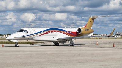 N650TB - Embraer ERJ-135BJ Legacy 650 - Private