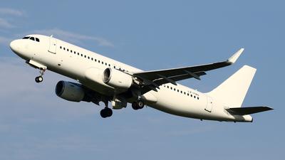 LZ-FBG - Airbus A320-214 - Bulgaria Air