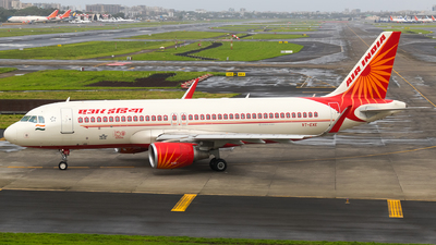 VT-EXE - Airbus A320-214 - Air India