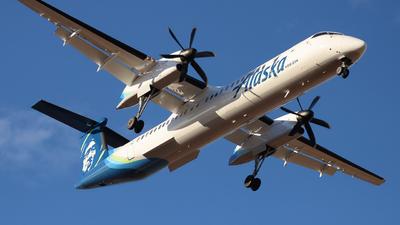 A picture of N441QX - De Havilland Canada Dash 8400 - Alaska Airlines - © Ethan Peters