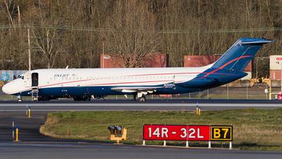 N205US - McDonnell Douglas DC-9-32(F) - USA Jet Airlines
