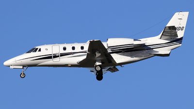 I-CNDG - Cessna 560XL Citation XLS - Private
