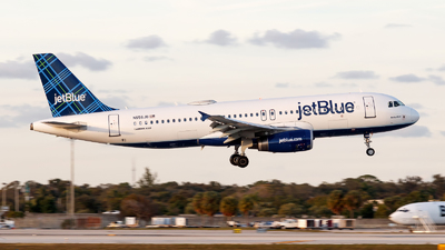 N556JB - Airbus A320-232 - jetBlue Airways