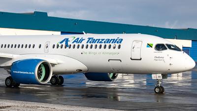 C-FOWU - Airbus A220-371 - Air Tanzania