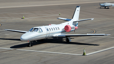 N819SC - Cessna 550 Citation II - Private