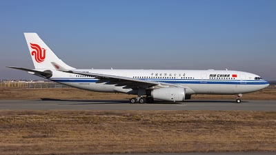 B-6536 - Airbus A330-243 - Air China