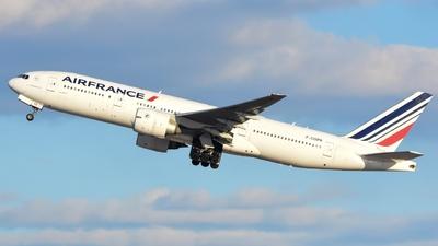 F-GSPK - Boeing 777-228(ER) - Air France