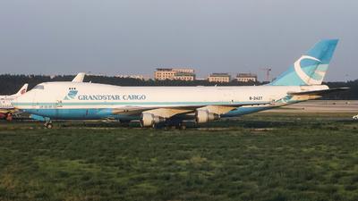 B-2427 - Boeing 747-4B5F(SCD) - Grandstar Cargo