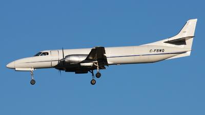 C-FBWQ - Swearingen SA226-TC Metro II - Carson Air
