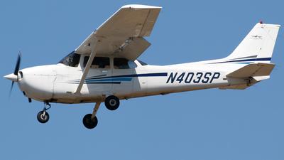 N403SP - Cessna 172S Skyhawk - Hillsboro Aero Academy