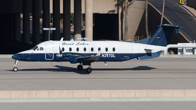 N247GL - Beech 1900D - Great Lakes Airlines