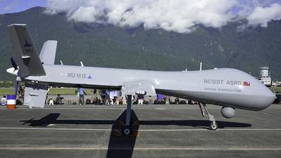 MU-1612 - NCSIST Tengyun UAV - Taiwan - Air Force