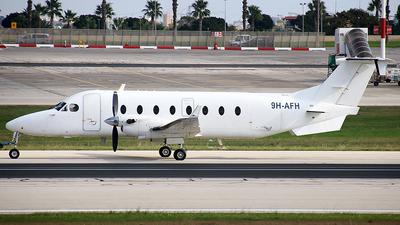 9H-AFH - Beech 1900D - Med Avia