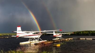 C-GUGD - Cessna A185F Skywagon - Private
