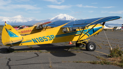 N1853P - Piper PA-18-150 Super Cub - Private